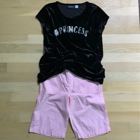 The Children's Place Girl outfit set size 10
